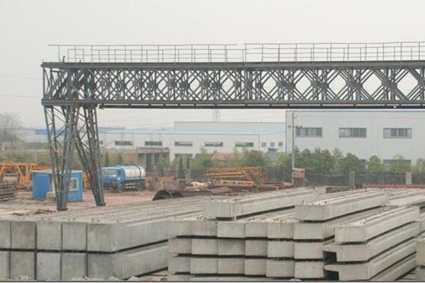 桥梁板生产